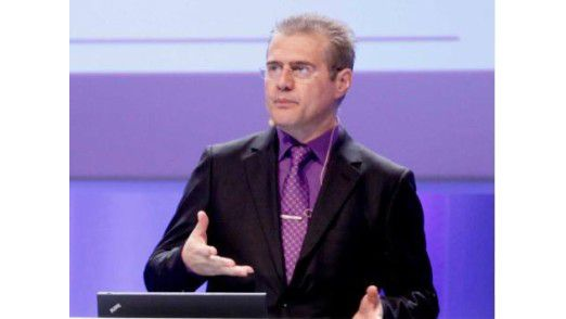 Karl Liebstückel, Vorstand der DSAG, will mit dem CIO-Beirat die Postionierung gegenüber SAP stärken.