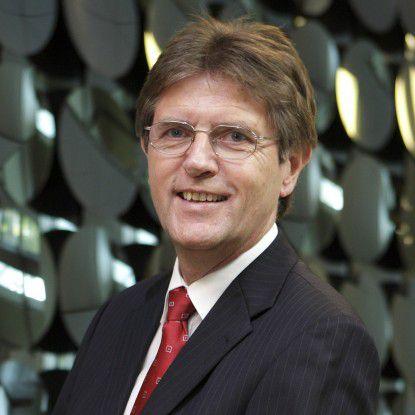 Klaus Vitt, CIO der Bundesagentur für Arbeit.