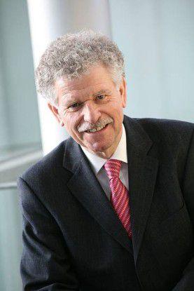 Bürgermeister Peter Hauswald