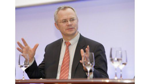 Thomas Endres, CIO der Deutschen Lufthansa AG.