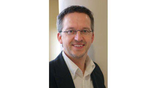 """Christian von Grone, CIO, bei Gerry Weber International: """"Der gesamte Warenbestand eines Ladens lässt sich in zehn Minuten erfassen, die rechtssichere Inventur dauert ungefähr zwei Stunden."""""""