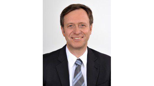 Lutz Heuser ist Leiter der Forschungsabteilung beim Software-Konzern SAP.