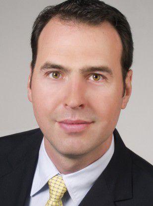 Arne Reinbold, Deutsche Kreditbank AG, Bereich Unternehmensentwicklung.