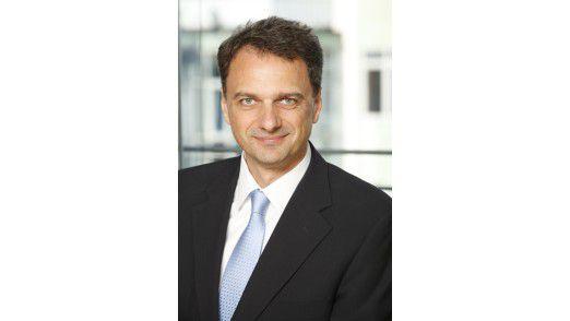Joachim Philippi ist Bereichsvorstand Cross Industry Solutions bei Steria Mummert Consulting.