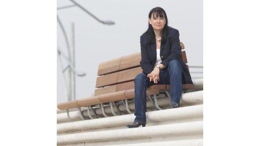 Petra Karbenk, IT-Direktorin von Unilever.