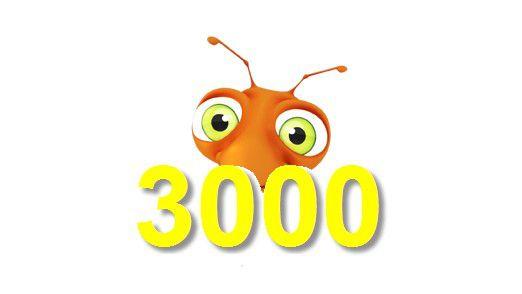 Diese Ameise hilft Ihnen aus der Informationsflut. 3000 registrierte Nutzer nutzen relevANTS bereits.