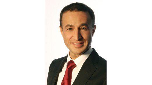 """Wafa Moussavi-Amin von IDC erwartet weitere Outsourcing-Aufträge von Energieversorgern. """"Diese Firmen müssen sich stärker auf ihre Kernbereiche fokussieren"""", sagt er."""
