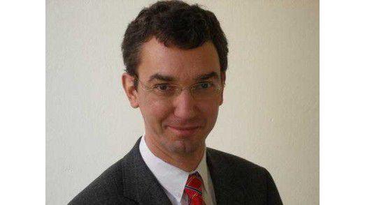 Robert Hilgers, Principal Consultant, Steria Mummert Consulting.
