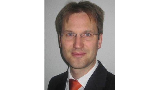 Heiko Gronwald, Senior Manager, Steria Mummert Consulting.