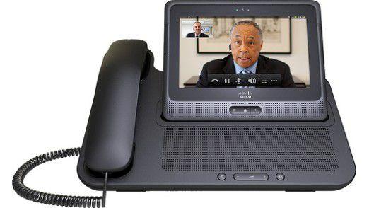 In Unternehmen soll Cius vor allem auch für Videokonferenzen genutzt werden.