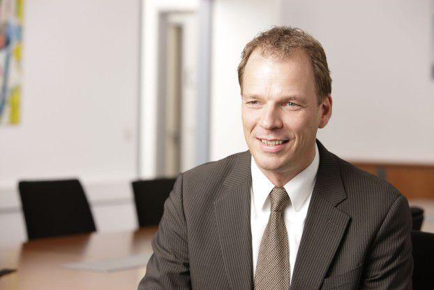Raimund Schlotmann, Geschäftsführer des Dokumenten- und Informationslogistik-Dienstleisters Itella Information GmbH.