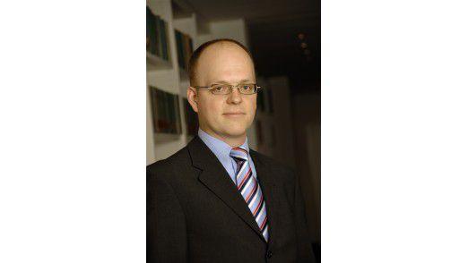 Jens Nebel (34) ist Rechtsanwalt für IT-Recht und Experte für Datenschutz bei der Kanzlei Kümmerlein Rechtsanwälte & Notare.