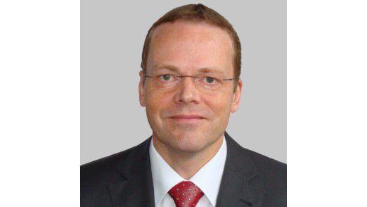 Dr. Egmont Foth, CIO von SAG, hat sich Know-How von extern geholt.