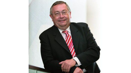 Rainer Janßen, CIO der Munich Re.