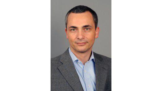 Dieter Berz ist Country Managing Director des IT-Unternehmens Cognizant.