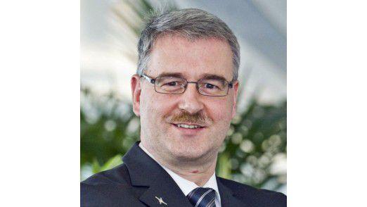 Michael Kranz, CIO der Krones AG.