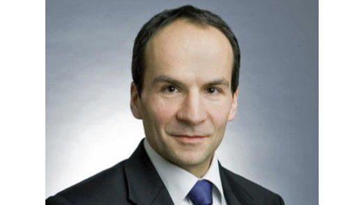 Manuel Fischer, CIO des Finanzdienstleisters Cetrel.