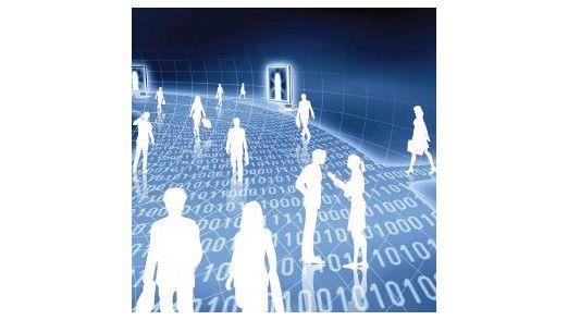 Im Jahr 2036 umgibt uns die virtuelle Welt, sagen führende IT-Experten voraus.