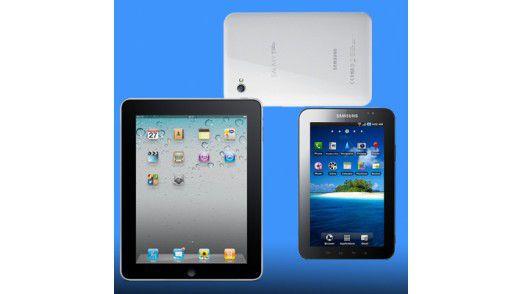Nach und nach werden Tablets Laptops und Netbooks ersetzen.