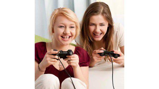 Um ein Spiel zu nutzen, müssen sich Kunden vorher einloggen: Das beschert der Firma wertvolle Kundendaten.
