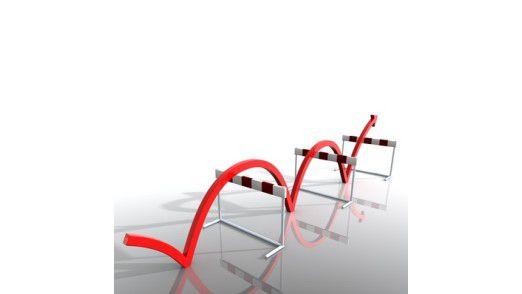 Hürden stellt Excel schon manchmal auf. Deshalb müssen Sie bei der Arbeit nicht an Tempo verlieren.
