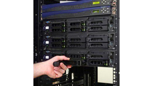 Hochverfügbarkeit für virtualisierte Server.