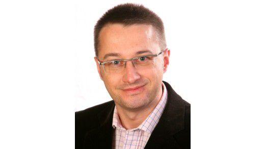 Neil Chandler, Research Director bei Gartner.