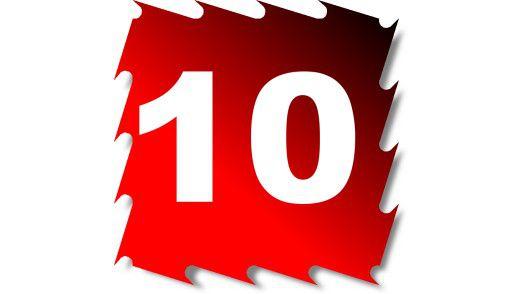 In diesem Artikel finden Sie die zehn gefährlichsten Programme.