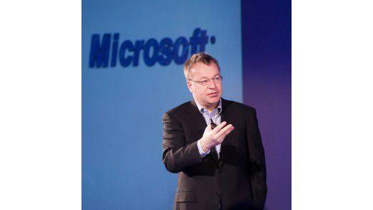 Stephen Elop, CEO von Nokia.