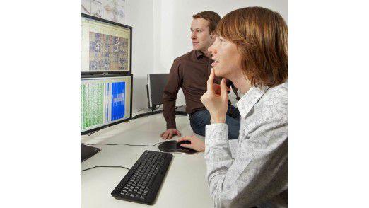 Dokumente über die Firmenkultur gehören laut McAfee-Untersuchung zu den am wenigsten geschützten Daten.
