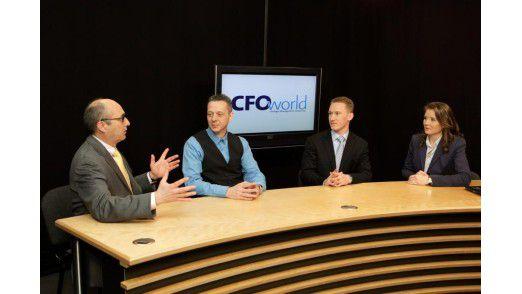 Der erste CFOworld Webcast.