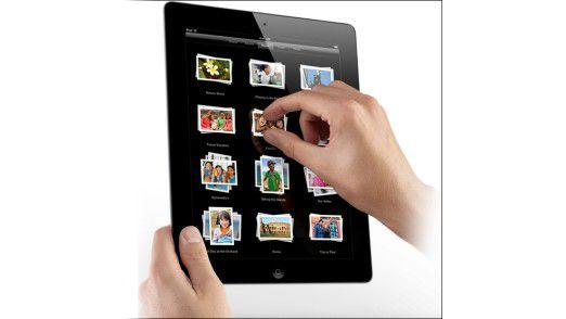 Dieses iPad 2 von Apple könnte Ihnen gehören.