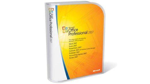 Die nützlichsten Funktionen von Office 2007.