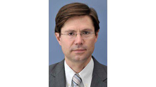 """Christoph Schulze-Berge CIO bei Lanxess,: """"Wir haben zu Testzwecken die überflüssigen Funktionen einfach abgestellt."""""""