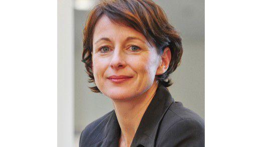Martina Koederitz, Deutschland-Chefin von IBM.