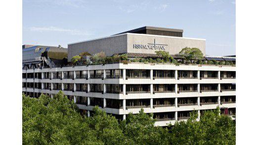 Die HSH Nordbank zerfällt.