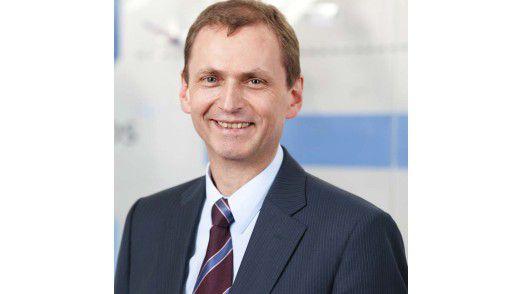 Dieter Schmidbaur ist CIO der EADS-Division Cassidian. Sein SAP-System wird jetzt mit einer neuen Lösung gesichert.