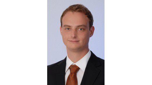 Timm Grosser vom BARC bemängelt, dass in Unternehmen die übergreifende Sich auf Daten fehlt.