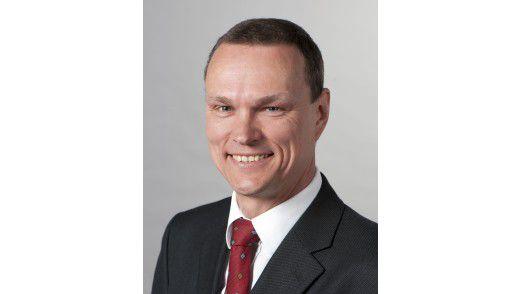 Kai Wülbern, Kanzler der Hochschule für angewandte Wissenschaften München.