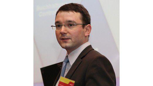 """Tobias Kraus von der System Integration and Enterprise Contracting, Comgroup: """"Bis man belastbare Aussagen bekommt, läuft man von Pontius zu Pilatus."""""""