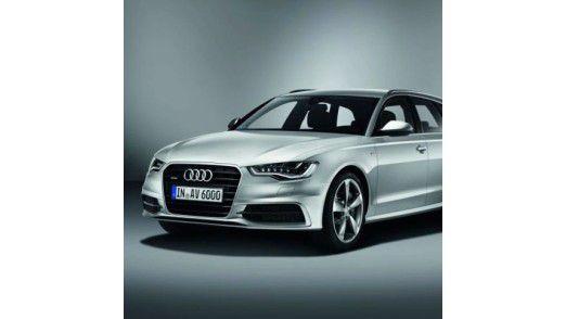 Der Audi A6 wird - in der TDI-Variante - von der Chefetage gerne gefahren.