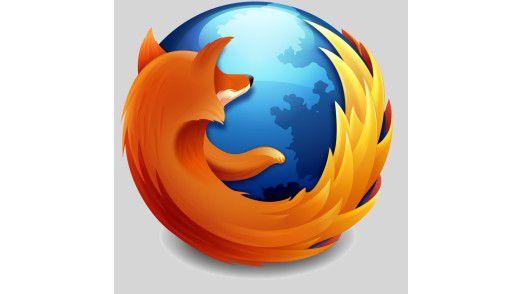 Das Firefox-Logo.