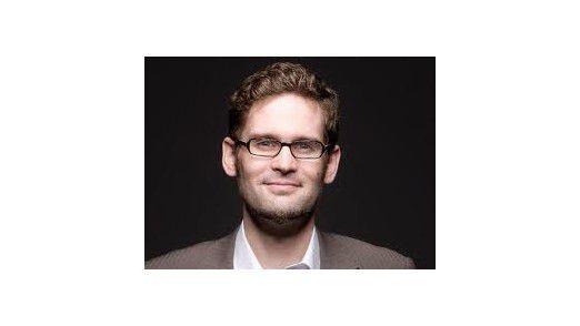 Kennt den zeitgemäßen Weg zur beruflichen Veränderung: Leitfaden-Mitautor Curt Simon Harlinghausen.