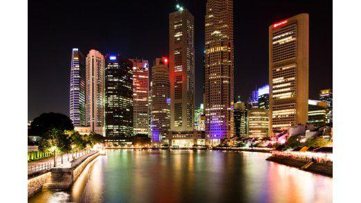 1. Platz im Ranking: Singapur.