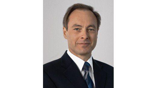 Trägt seit 2006 die Verantwortung für die IT-Strategie von BMW: Karl-Erich Probst.