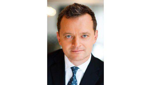 Gérard Richter ist Partner und Leiter der globalen Information Technology & Operations Practice, Oliver Wyman.