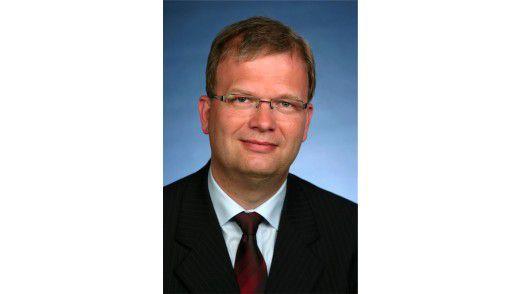 """Jens Mayer, Projektleiter De-Mail bei der Deutschen Telekom: """"Derzeit beginnen wir mit dem gesetzlich vorgeschriebenen Zertifizierungsverfahren."""""""