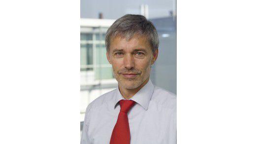 Gerd Friedrich, CIO bei der Robert Bosch GmbH.