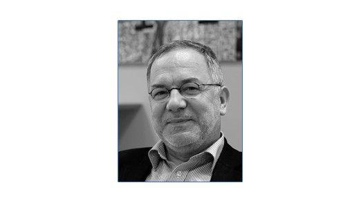 """""""Mitarbeiter brauchen Orientierung, um ihr Unternehmen in sozialen Netzwerken vertreten zu können, keine Strafen"""", sagt Michael Kausch, Geschäftsführer der PR-Agentur vibrio."""