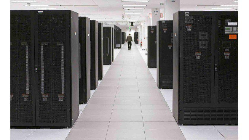 Die Qual der Wahl: der richtige Server für ein Rechenzentrum.